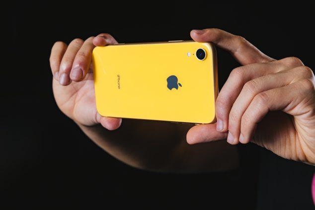スマートフォン 撮影