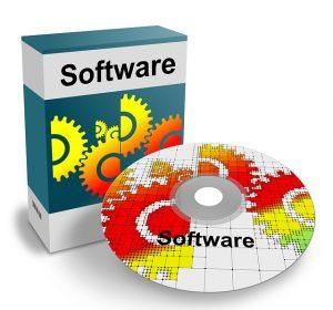 ソフトウェアのイメージ