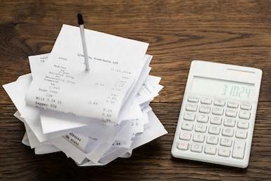 軽減税率で領収書の書き方が変わる!サンプルを使って丁寧に解説