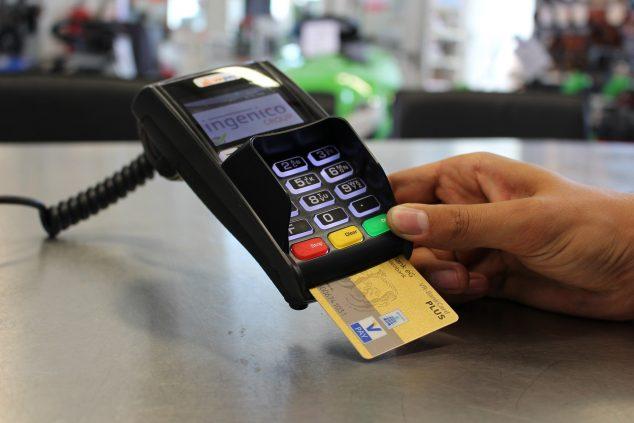 クレジットカード決済時の仕領収書の印紙